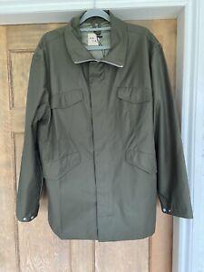 6876 olive green 1995 jacket BNWT size S Oi Polloi
