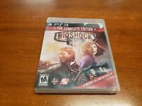 BioShock Infinite Complete Edition (Sony PlayStation 3, 2014) PS3 Complete