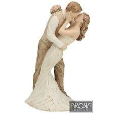 More Than Words 9518-MTW-LEM Loving Embrace Figurine