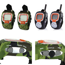 Children Wrist Watch Walkie Talkie 2-Way Radio Portable Interphone FreeTalker