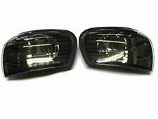 Fits 92-00 SUBARU IMPREZA WRX STI GC8 Black Smoke Side Corner Light Lamp
