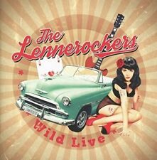 The Lennerockers - Wild Live [CD]