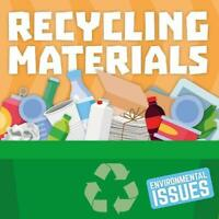 Recycling Materials (Environmental Issues) by Gemma McMullen, NEW Book, FREE & F