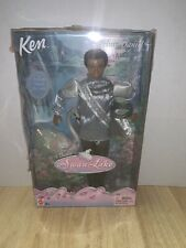 NIB Mattel Swan Lake Ken as Prince Daniel 2003 Barbie Doll African American Man