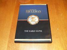 THE EARLY GUNS AMERICAN RIFLEMAN History Channel Tales of the Gun Guns DVD