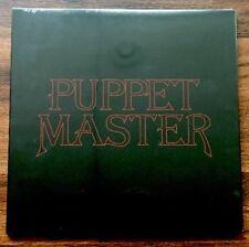 Puppet Master I & II OST LP Box Set [Vinyl New] Ltd Color Vinyl + Download Band