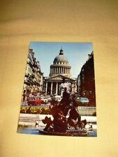 CARTE POSTALE Paris Le Panthéon Rue Soufflot