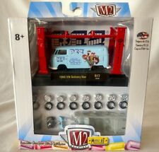 M2 MACHINES 1960 VW DELIVERY VAN PEZ R17 NEW RELEASE DIECAST MODEL KIT