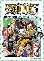 ONE PIECE: SEASON SEVEN VOYAGE ONE - DVD - Region 1 - Sealed