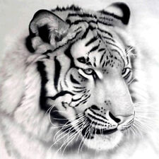 Tiger 5D Diamond DIY Painting Craft Kit Home Decor E0Xc
