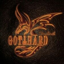 Firebirth  GOTTHARD cd