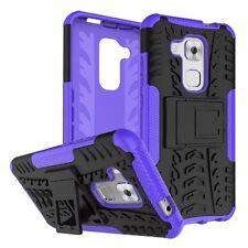 Carcasa híbrida 2 piezas Exterior Púrpura Para Huawei Nova Plus Funda PROTECTORA