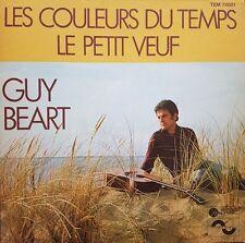 """Guy Béart - Les Couleurs Du Temps - Vinyl 7"""" 45T (Single)"""
