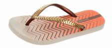 Sandalias y chanclas de mujer beige Ipanema