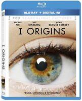 I Origins [New Blu-ray] Pan & Scan
