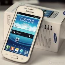 New & Sealed Samsung Galaxy Trend Duos GT-S7562i Black / White Dual SIM Unlocked
