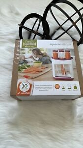 Squeeze Station Baby Food Maker #1