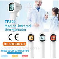 Termometro senza contatto Misuratore temperatura corporea infrarossi,LCD digital