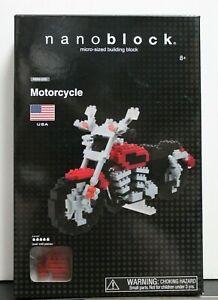 NEW Motorcyle Nanoblock set (NBM-006)