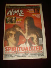 NME 1992 JULY 18 SPIRITUALIZED BLACK CROWES SPRINGSTEEN CHARLATANS MEGADETH BLUR