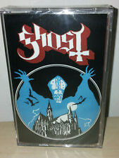 GHOST - OPUS EPONYMOUS - MUSICASSETTA - TAPES