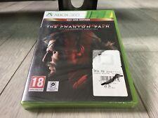Metal Gear Solid V : The phantom pain NEUF SOUS BLISTER xbox 360 (MGS 5 gta)