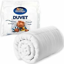 New Silentnight Hollowfibre 10.5 Tog Duvet Single Bed Super Soft and Comfy
