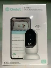 Owlet Cam- Hear & See Your Child From Anywhere. New, Sealed Box.