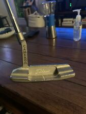 Scotty Cameron Newport 2 Pro Platinum; 35 in steel shaft - used, good condition