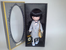 SANTORO. GORJUSS COLLECTION. WHITE RABBIT, 32CM. REF. 04903. PAOLA REINA. NEW