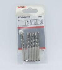 Bosch Rotocut Fräser 10 Stück B 32 C Fräsen - Bosch1.01