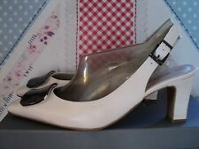 sportscraft cream kid CAPE slingback 39  NEW $179.95