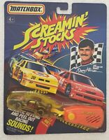 NASCAR SCREAMIN' STOCKS DAVEY ALLISON REALISTIC REVVING & PEEL OUT RACING SOUNDS
