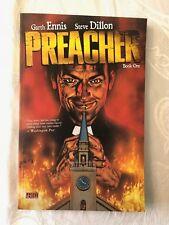 Preacher TPB 1 (DC/Vertigo) Great Condition!