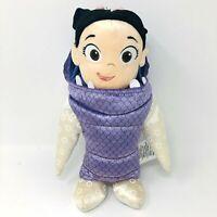 Disney Store Monsters Inc Boo Girl Plush Purple Costume Stuffed Animal Doll Toy