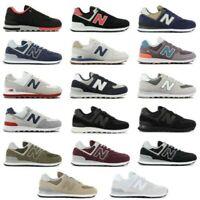 Nb ML574 tenis para hombre New Balance Moda Zapatos 574