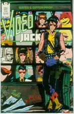 Video Jack # 1 (of 6) (Keith Giffen) (USA, 1987)