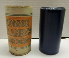 Edison Blue Amberol Cylinder Record #3921 A Picture Of Long Ago  (BIN #93)