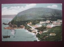 POSTCARD CARDIGANSHIRE TRAETHSAITH - 1900'S NICE VIEW OVER HARBOUR
