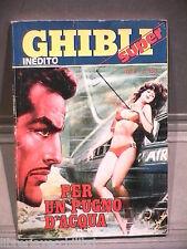 SUPER GHIBLI Editrice Universo 1972 N 8 Fumetti Narrativa per Ragazzi Racconto