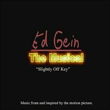 Various Artists-`Ed Gein: The Musical, Soundtrack (CD-RP)`  CD NEW