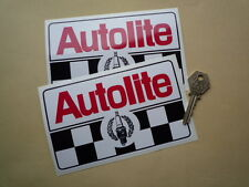 1960's style AUTOLITE USA FORD GT40 Racing Car stickers