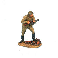 RUSSTAL005 Russian Infantry Standing with PPSH41 by First Legion