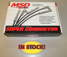 MSD Super Conductor Spark Plug Wire Set for GM LS1 Vette/Camaro 1997-On - 32813