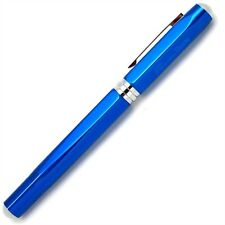 OHTO JAPAN FF-15DD-BL Dude Fountain Pen #Blue / Cartridge Color Black