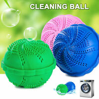 Laundry Ball Cleaning No Detergent Wash safe and harmless for Washing Machine