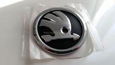 NUOVO SKODA emblema logo Octavia Fabia Felicia ROOMSTER 80mm 5j0853621/1u0853621