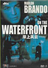 On the Waterfront DVD Marlon Brando Eva Saint NEW 1954 R0