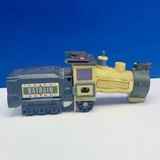 Batrain action figure toy vtg transformer 1980s Bat Train gobot takara shogun