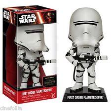 Bobble-head Star Wars VII First Order Flametrooper (Stormtrooper) 15 cm Funko